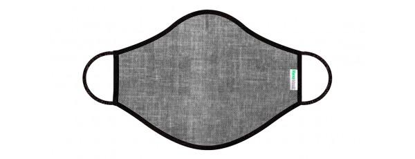 Mascarilla NanoMask Gris