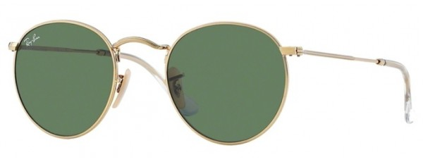 Ray-Ban RB3447N 001 Round...