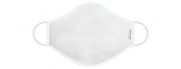 Mascarilla NanoMask Blanca...