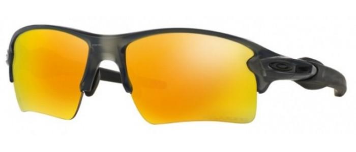 Oakley OO9188-10 Flack 2.0 XL Polarizada