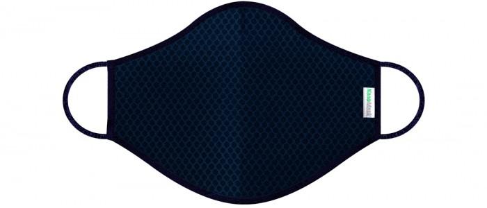 Mascarilla NanoMask Rejilla Azul Marino