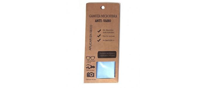Gamuza Microfibra Antivaho