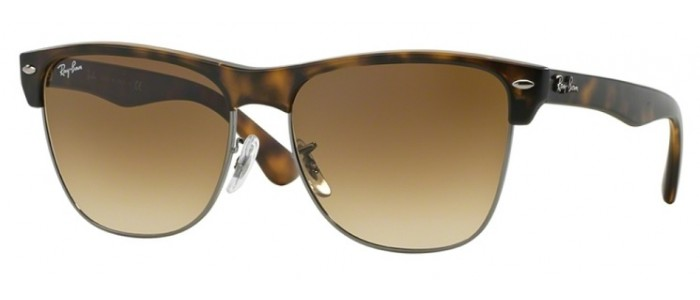 Ray-Ban RB4175 878/51 Clubmaster Uversized
