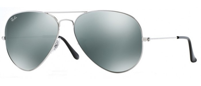 Ray-Ban RB3025 003/40 Aviator Large Metal
