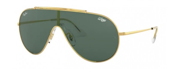 Ray-Ban RB3597 9050/71 Wings