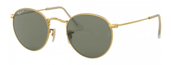 Ray-Ban RB3447 001/58 Round...