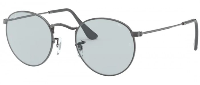 Ray-Ban RB3447 004/T3 Round Metal