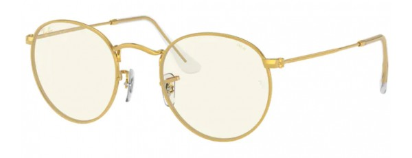 Ray-Ban RB3447 9196BL Round...