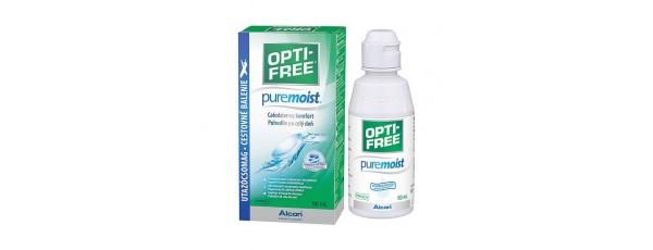 Opti-Free PureMoist...
