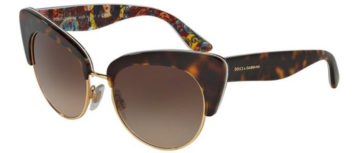 Dolce & Gabbana DG4277 3037/13 Sicilian Carreto