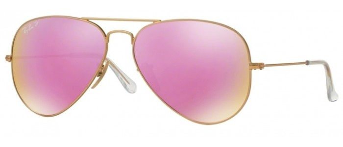 Ray-Ban RB3025 112/1Q Aviator Large Metal Polarizada
