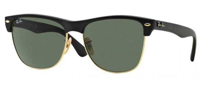 Ray-Ban RB4175 877 Clubmaster Uversized