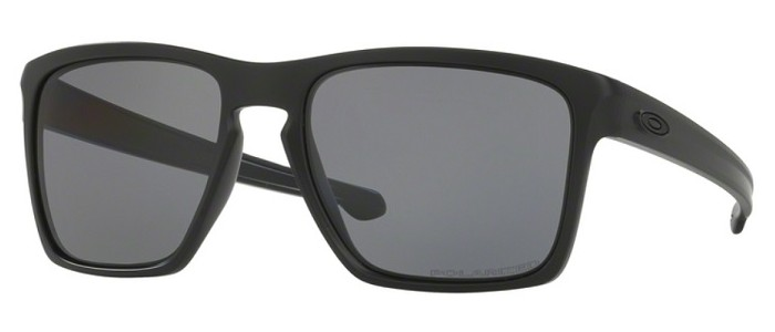 Oakley OO9341-01 Sliver XL Polarizada