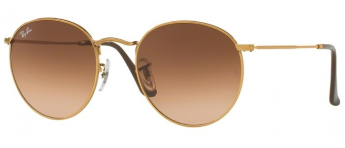 Ray-Ban RB3447 9001/A5 Round Metal