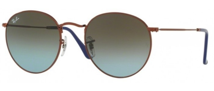 Ray-Ban RB3447 9003/96 Round Metal