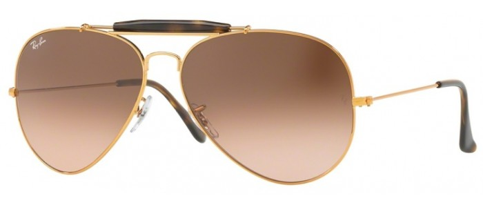 Ray-Ban RB3029 9001/A5 Outdoorsman II
