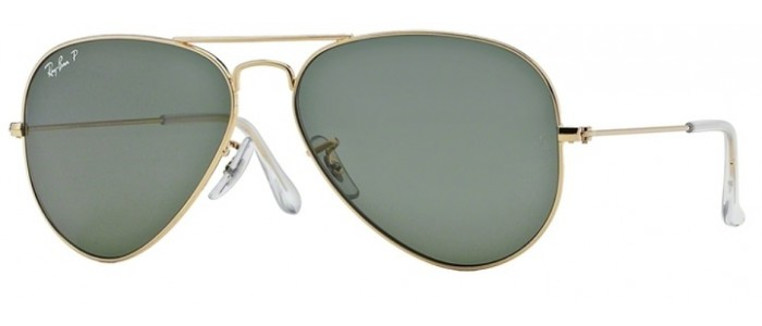 Ray-Ban RB3025 001/58 Aviator Large Metal Polarizada