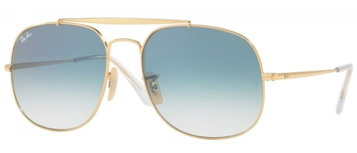 Ray-Ban RB3561 001/3F The General