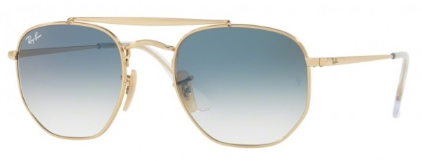 Ray-Ban RB3648 001/3F  The...