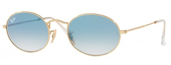 Ray-Ban RB3547N 001/3F Oval
