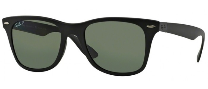 Ray-Ban RB4195 601-S/9A LiteForce Wayfarer Polarizada