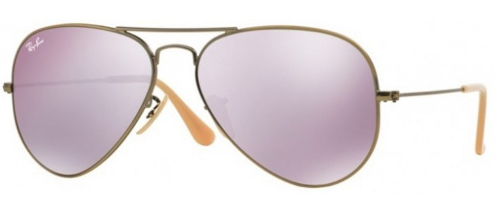 Ray-Ban RB3025 167/4K Aviator Large Metal