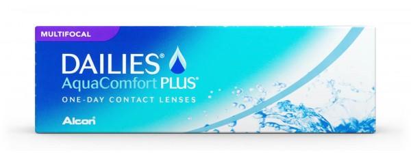 Dailies Plus Multifocal
